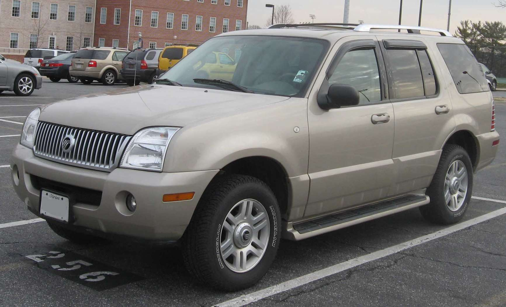 Mercury Mountaineer #7436205