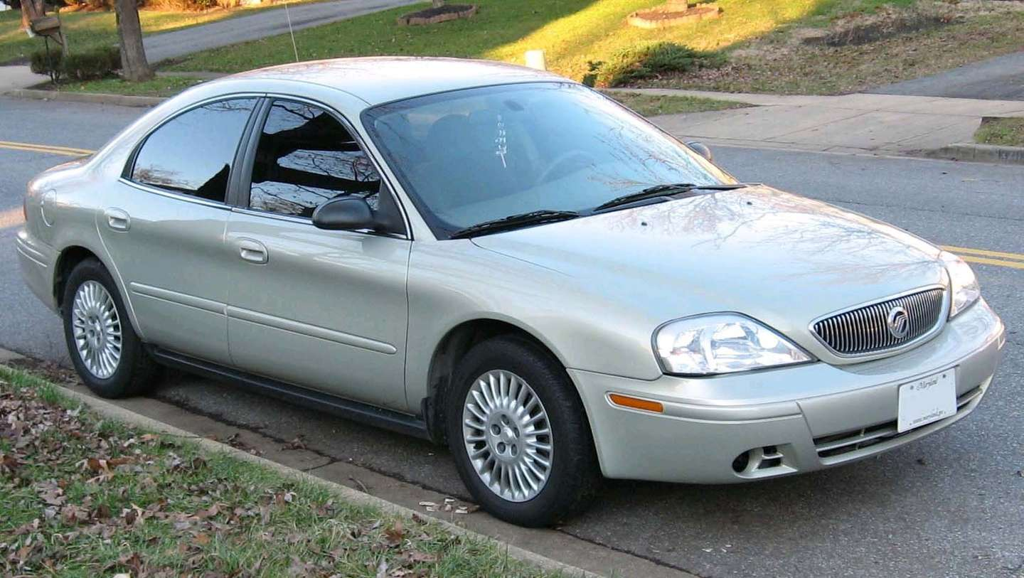 Mercury Sable #8724634