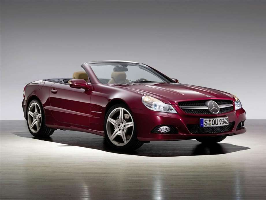 Mercedes-Benz SL #9975714