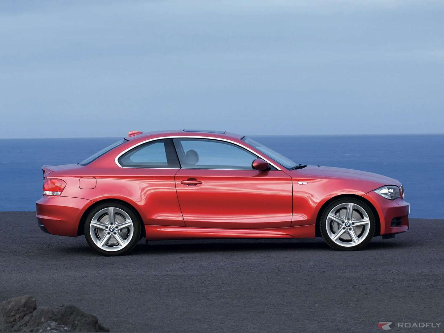 BMW 1 Series Coupe #8698753