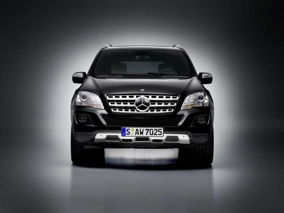 Mercedes-Benz ML #7588540