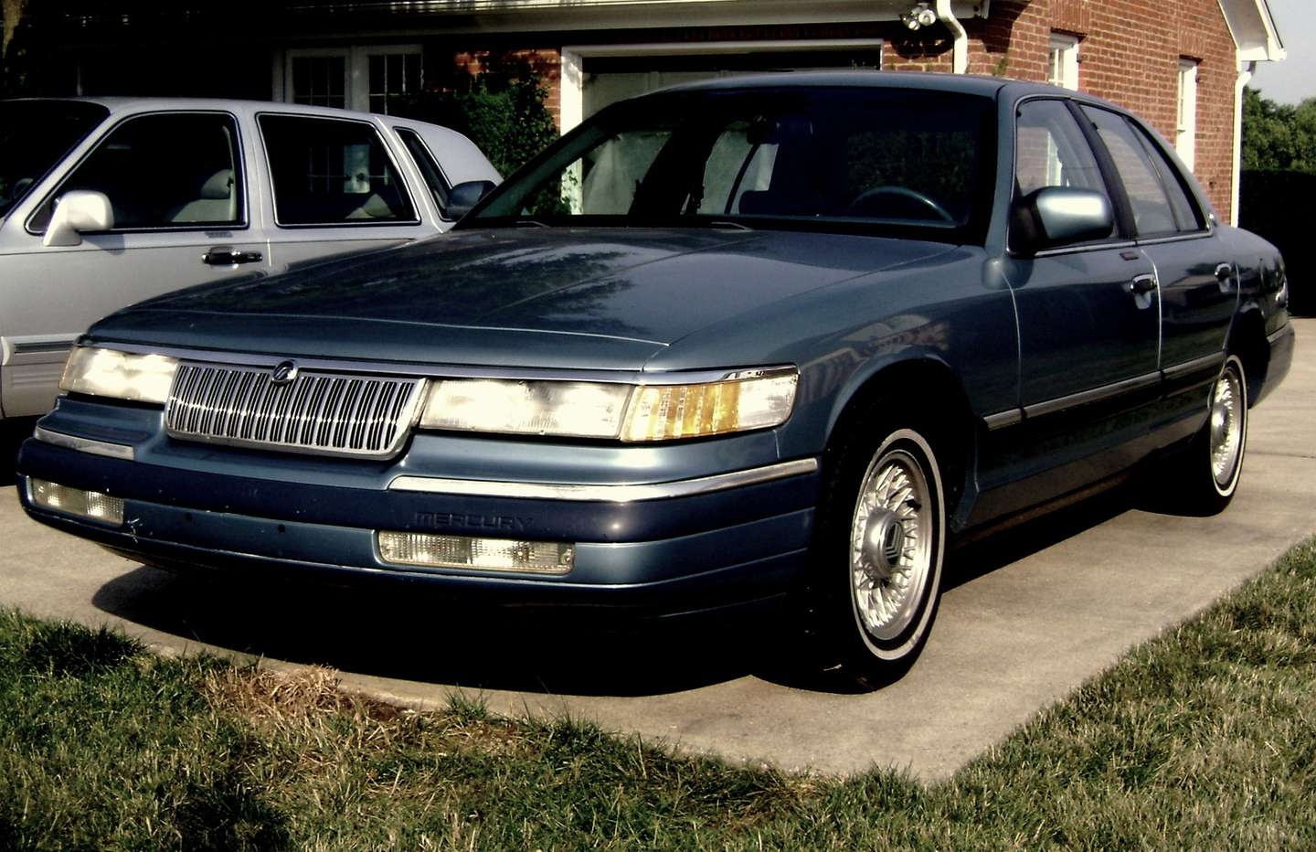 Mercury Grand Marquis #9088699