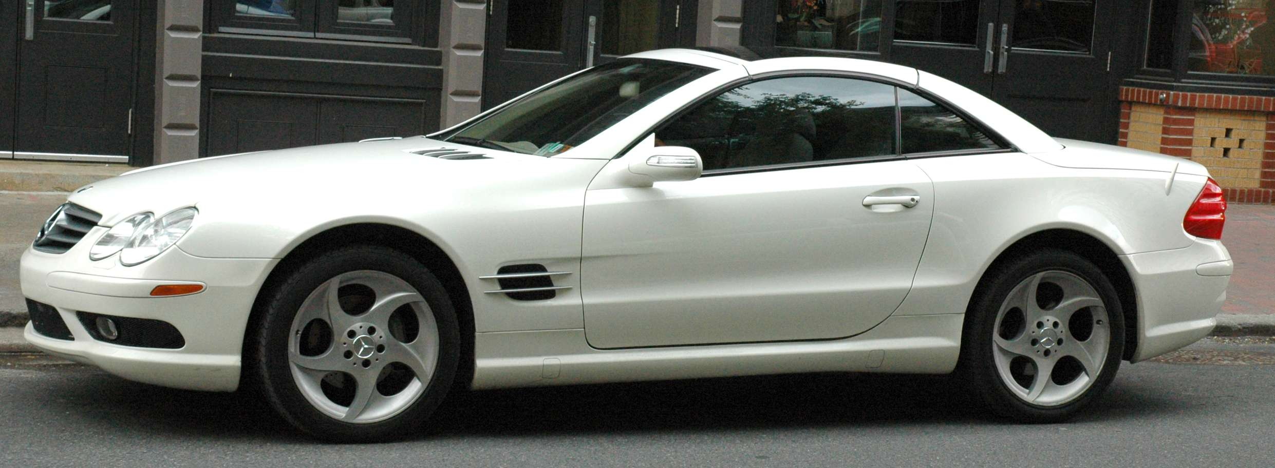 Mercedes-Benz SL 500 #7523817