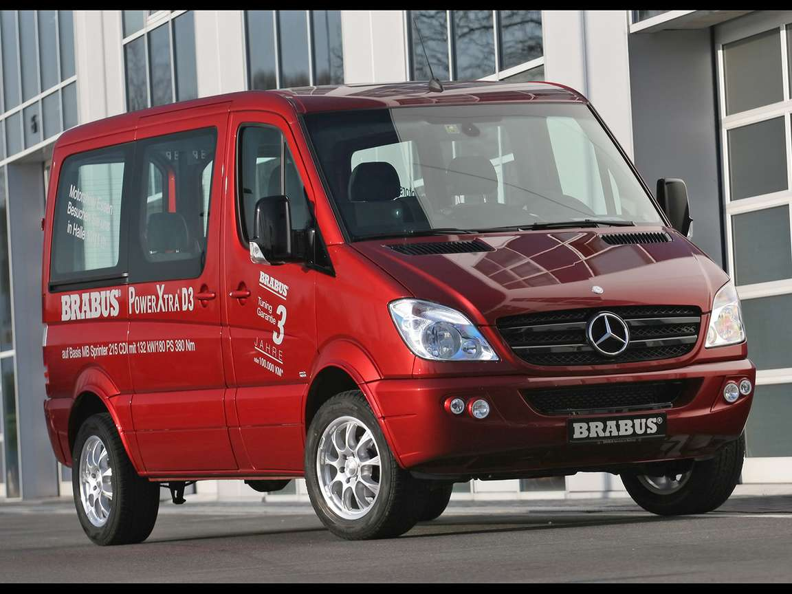 Mercedes-Benz Sprinter #9077713