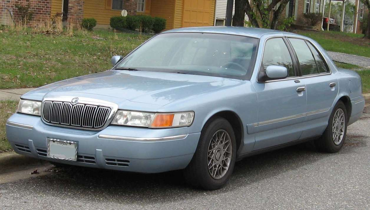 Mercury Grand Marquis #9422538