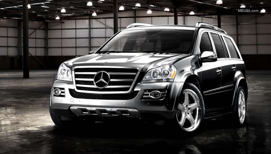 Mercedes-Benz GL #8484688