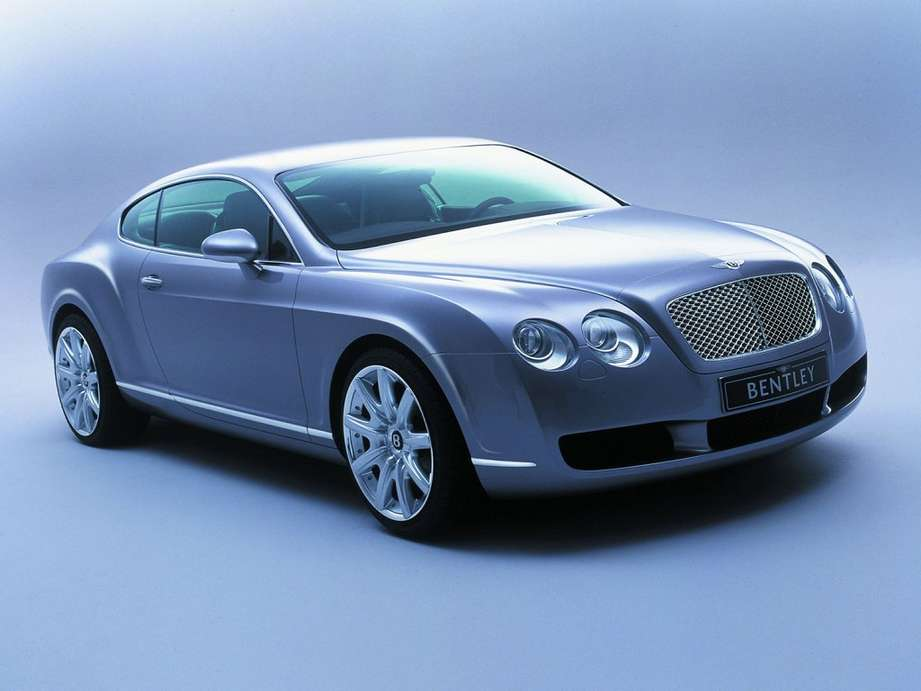 Bentley Continental #7295559