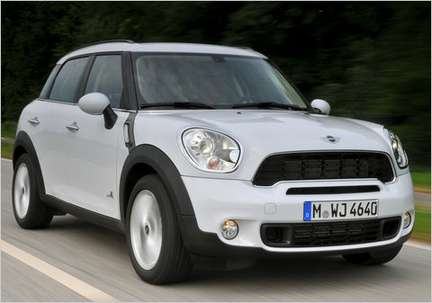 Mini Cooper Countryman #8902167
