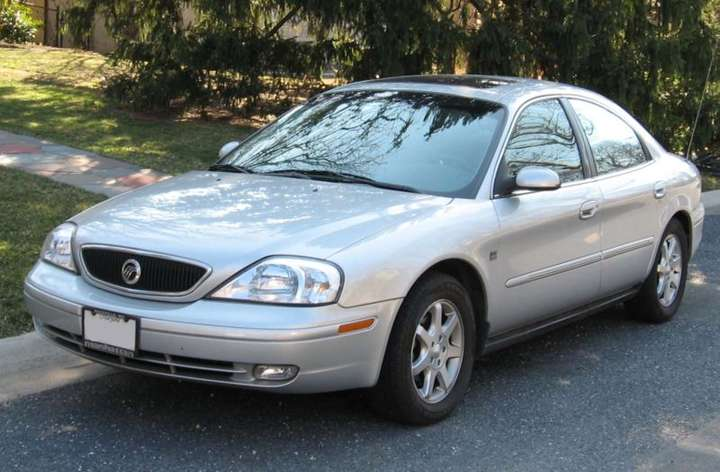 Mercury Sable #8928005