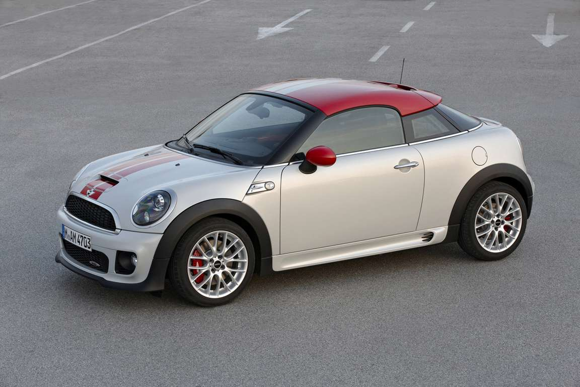 Mini Cooper Coupe #8793085