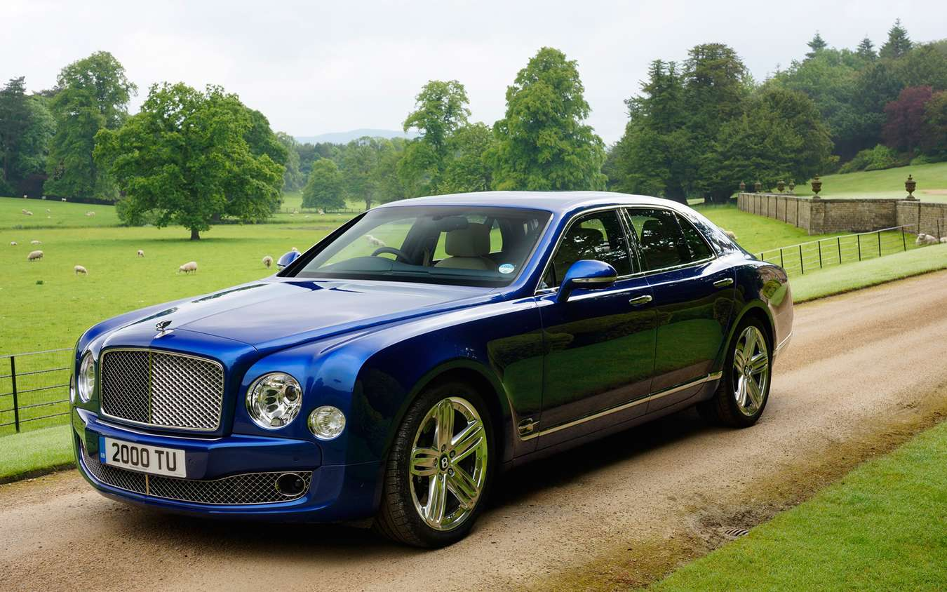 Bentley Mulsanne #9721423