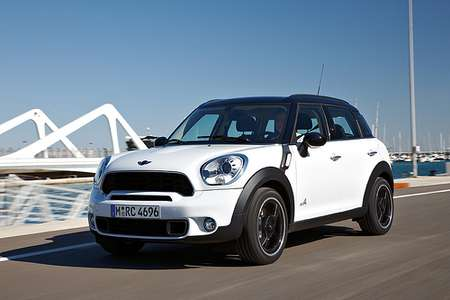 Mini Cooper Countryman #8291753
