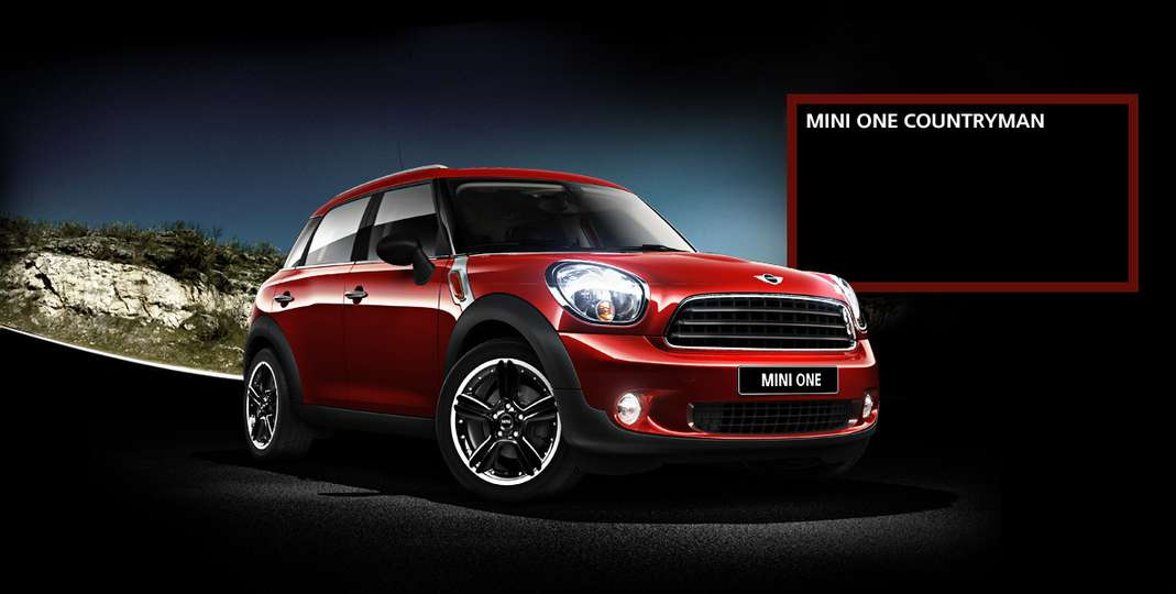 Mini One Countryman #7446950