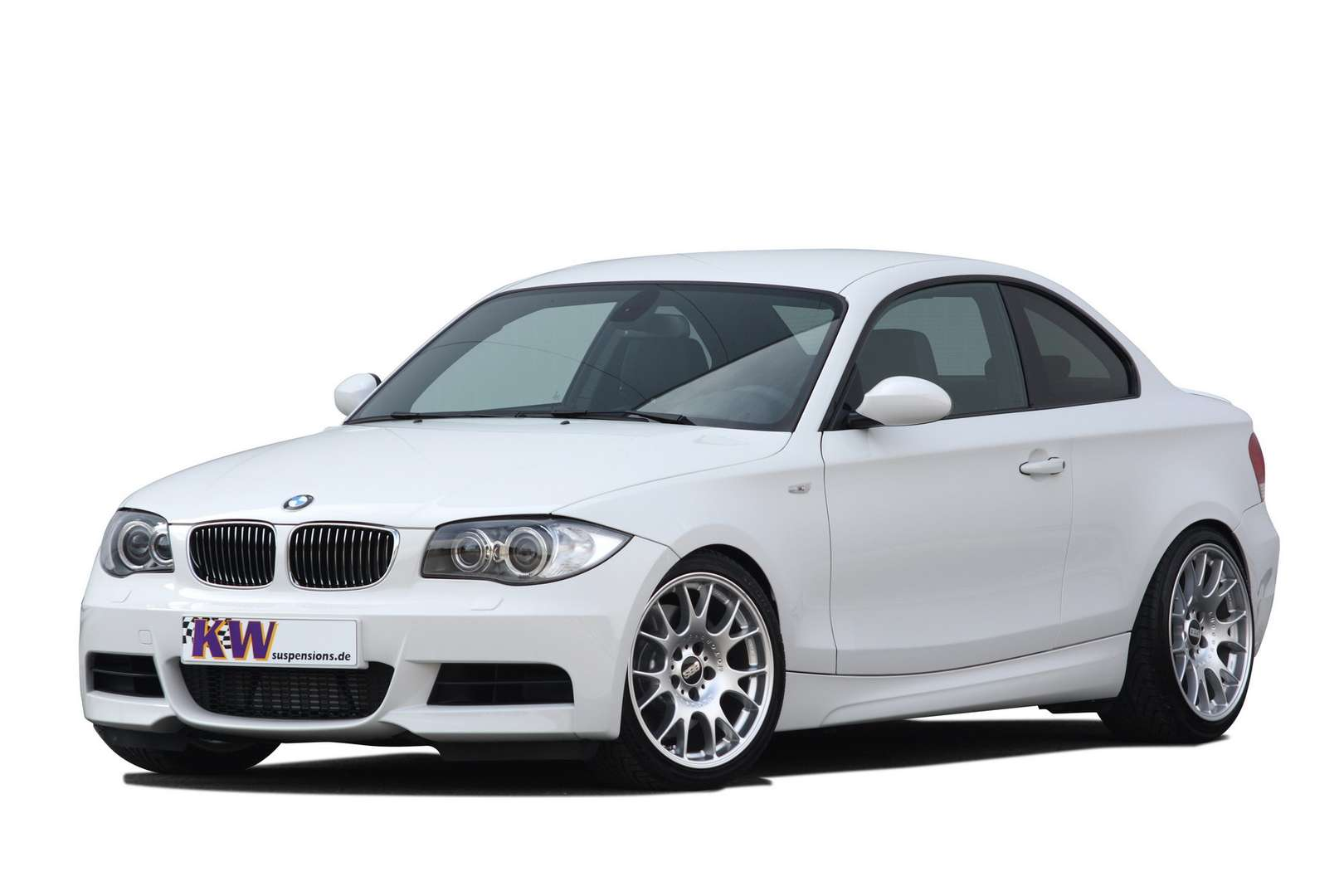 BMW 1 Series Coupe #7930207