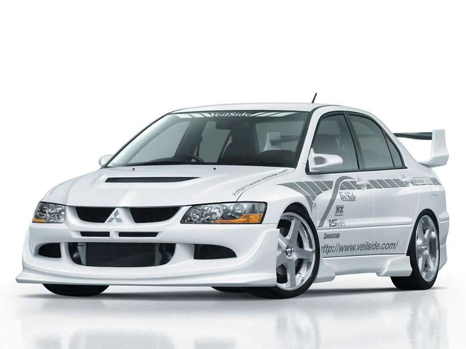 Mitsubishi Evolution #9241032