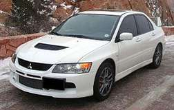 Mitsubishi Evolution #8750270