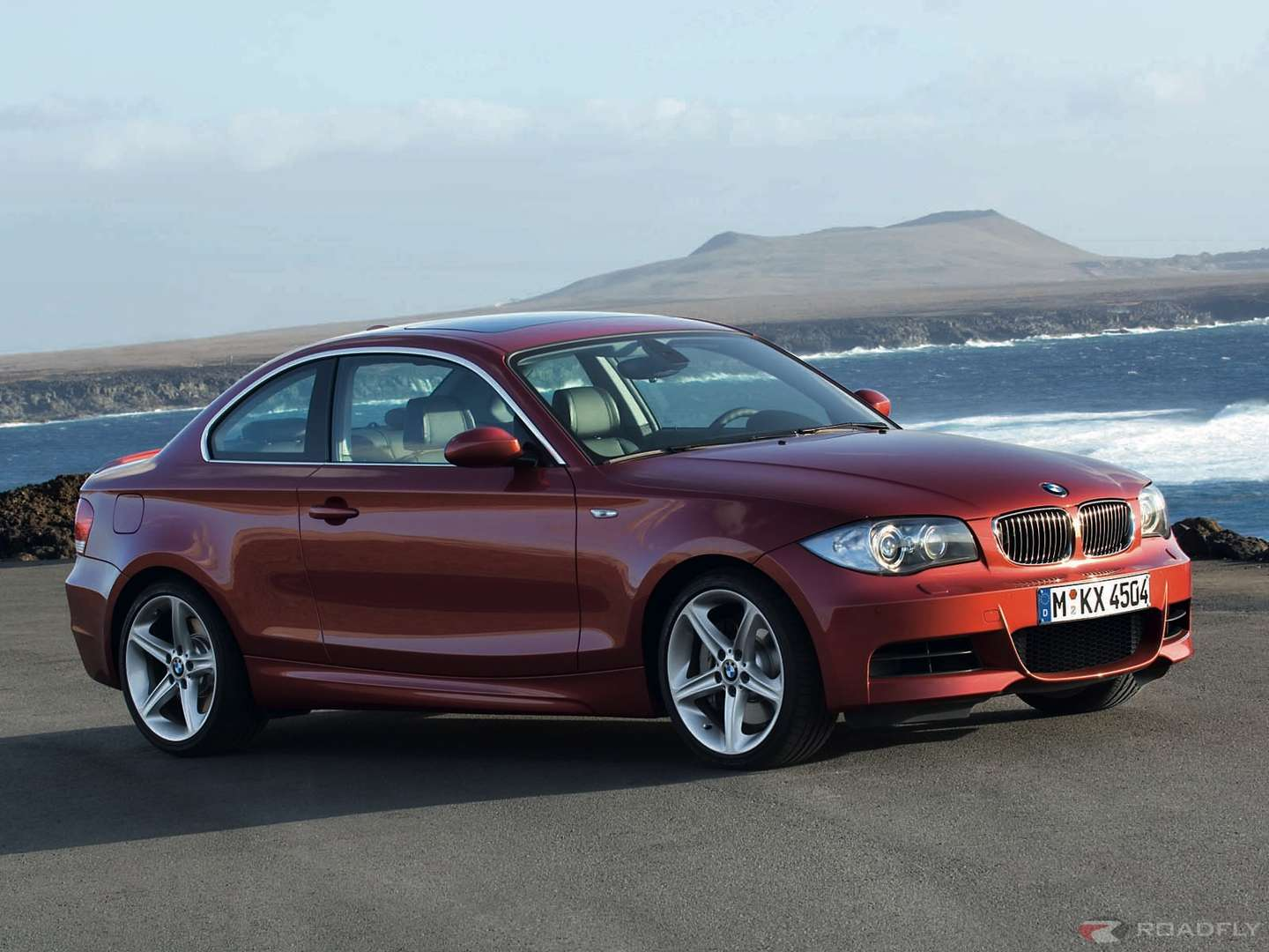BMW 1 Series Coupe #8536610