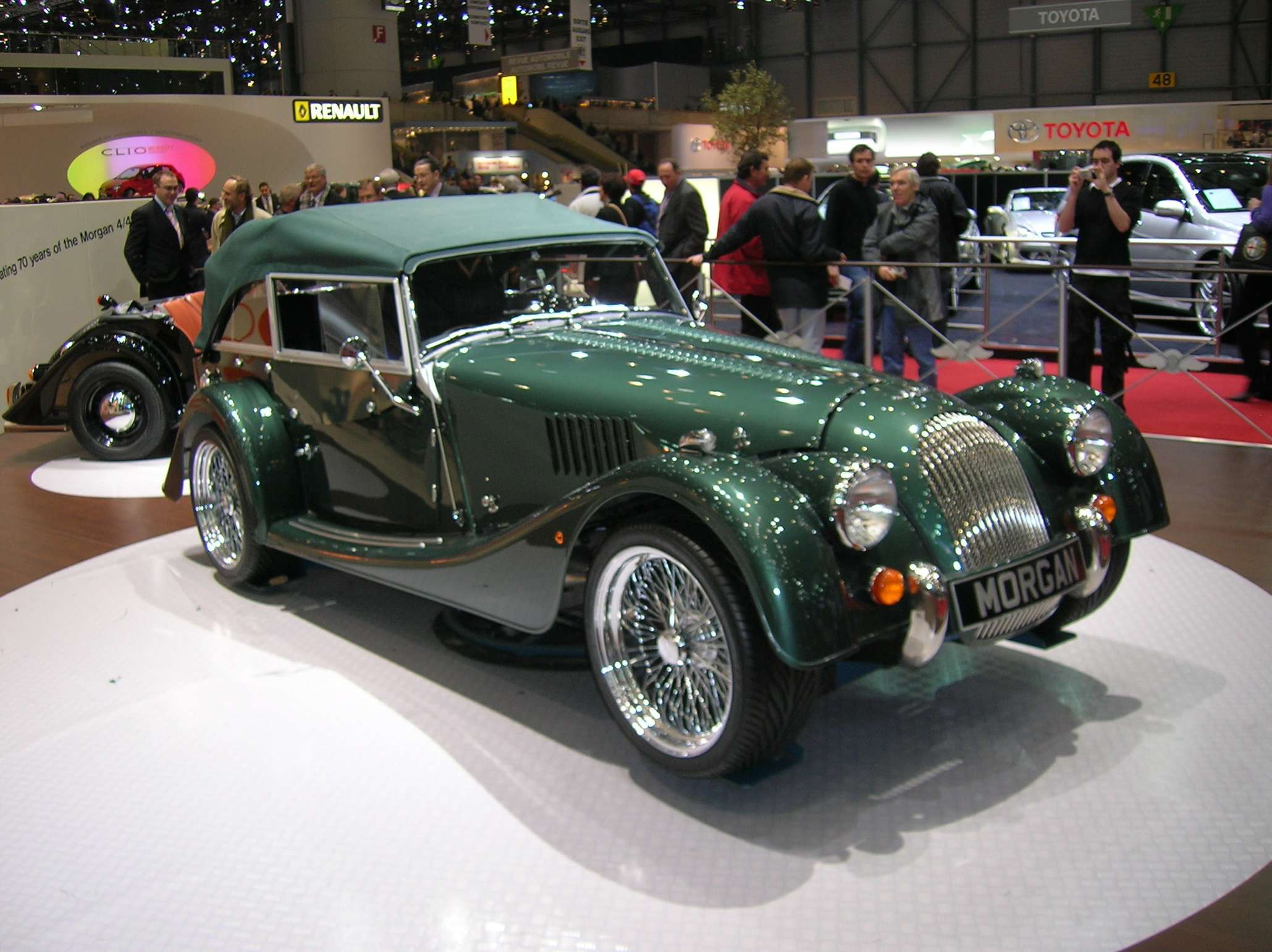 Morgan Roadster #8165169