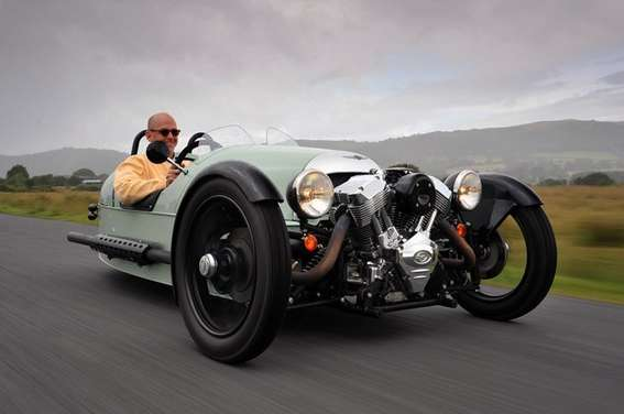 Morgan 3 Wheeler #8530089
