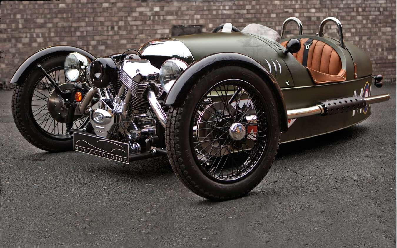 Morgan 3 Wheeler #9015438