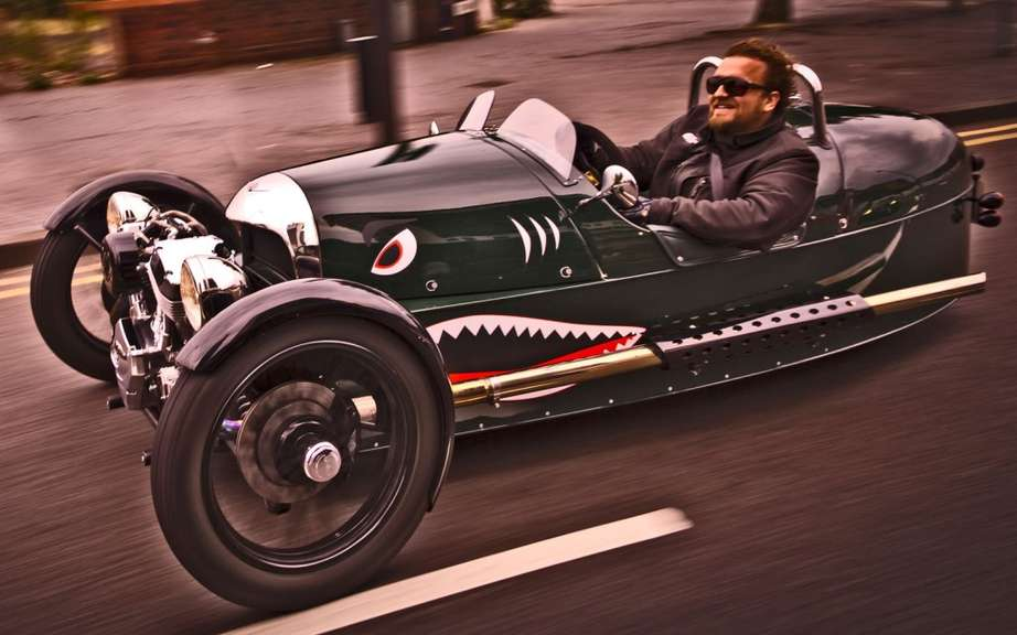 Morgan 3 Wheeler #9435488