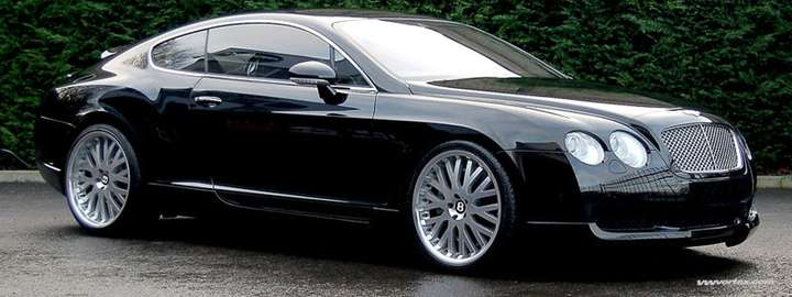 Bentley Continental GT #8161424