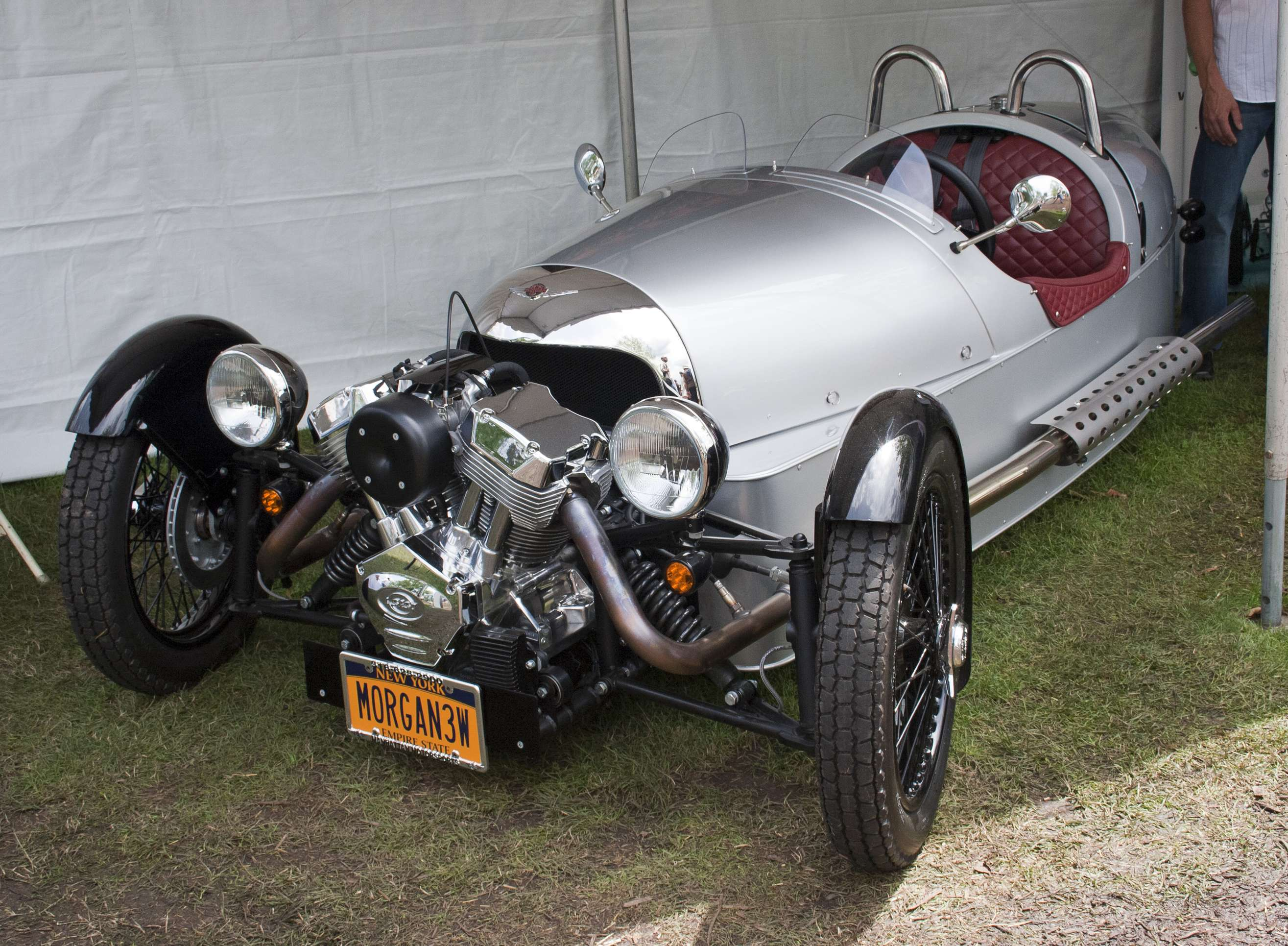 Morgan 3 Wheeler #7757577