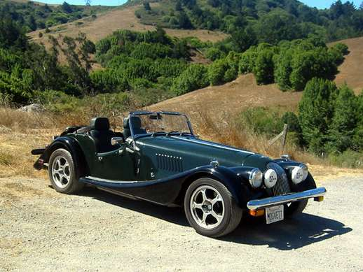 Morgan Plus 8 #9872331