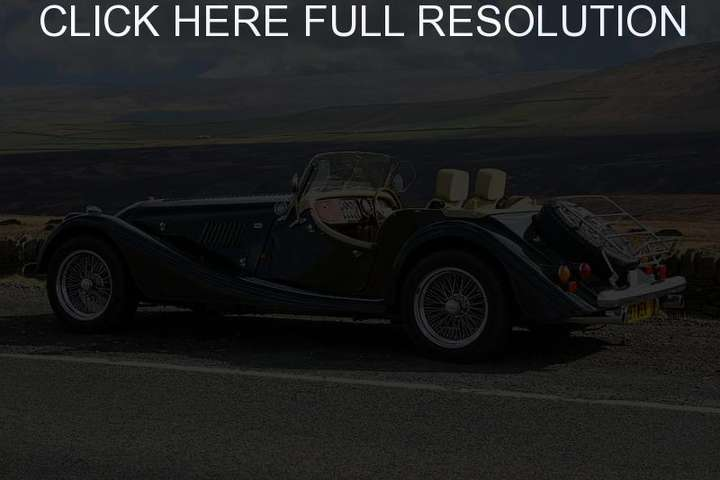 Morgan Plus 8 #9075043