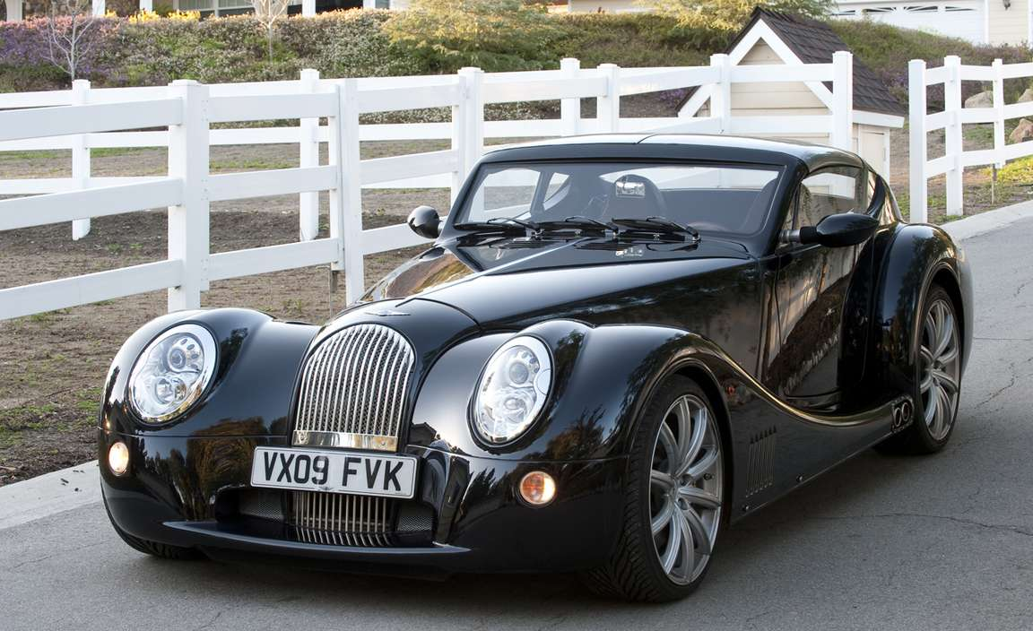 Morgan Aero SuperSports #9405718