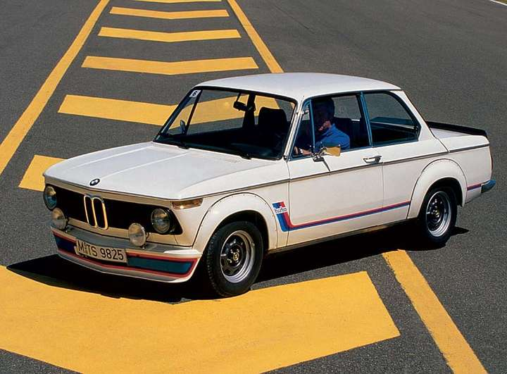 BMW 2002 Turbo #8191494