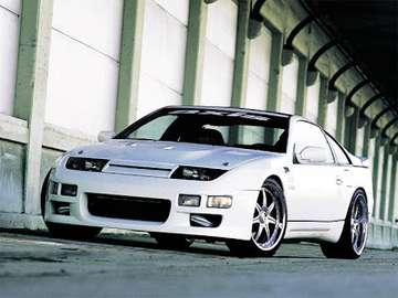 Nissan 300ZX Twin Turbo #9853475