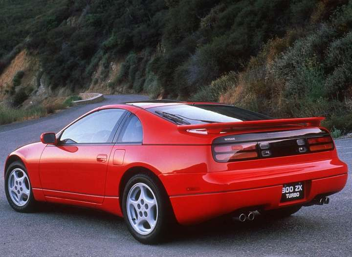Nissan 300ZX Twin Turbo #9927427