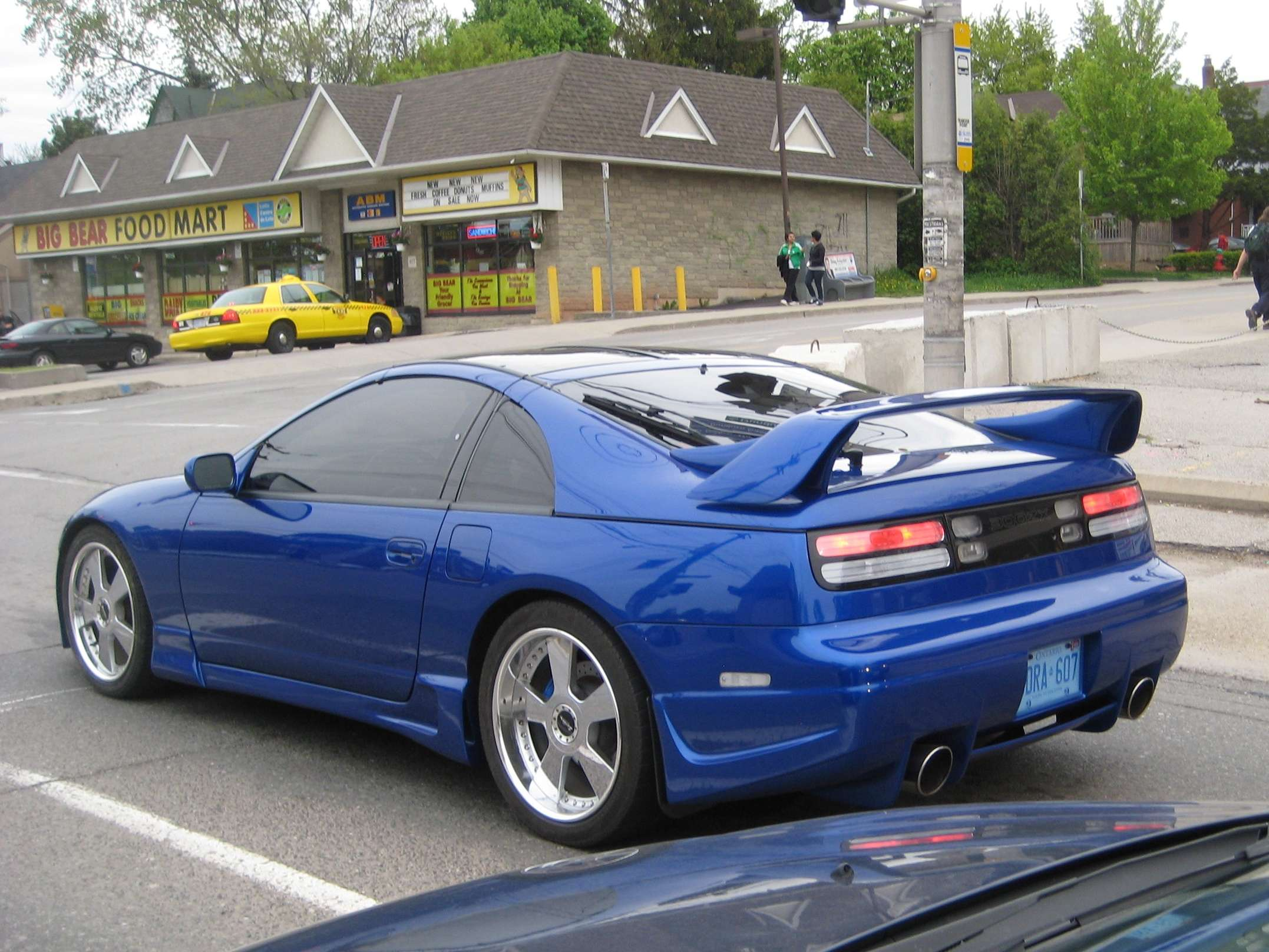 Nissan 300ZX Twin Turbo #9660930