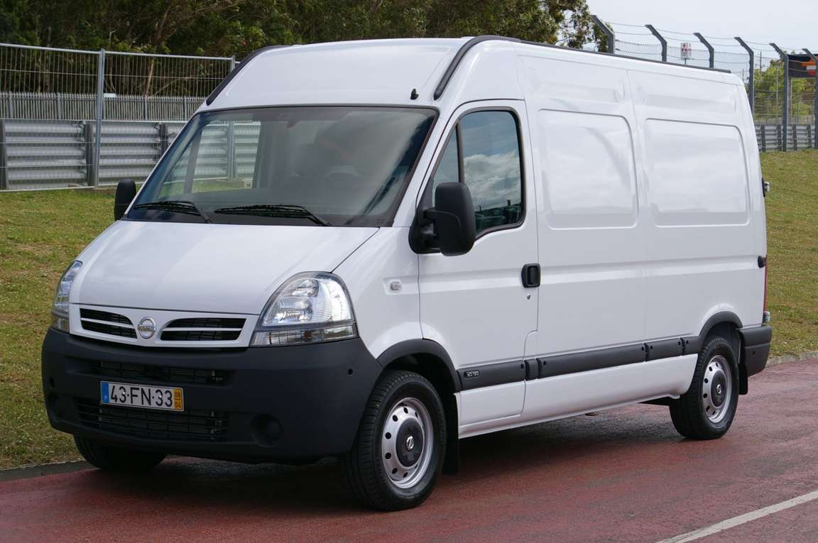 Nissan Interstar #9900558