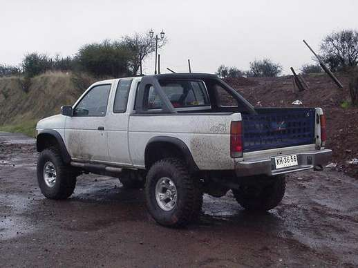 Nissan King Cab #9278516