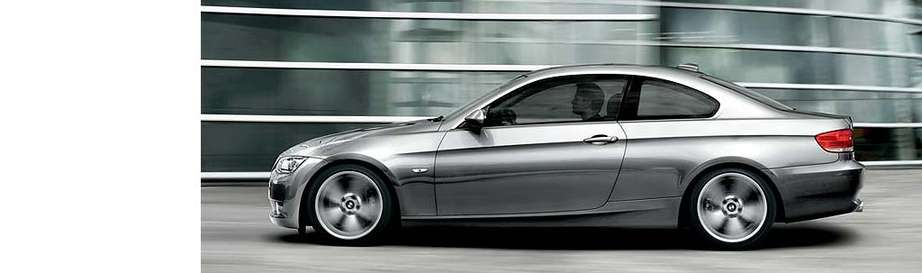 BMW 320 Coupe #7129996