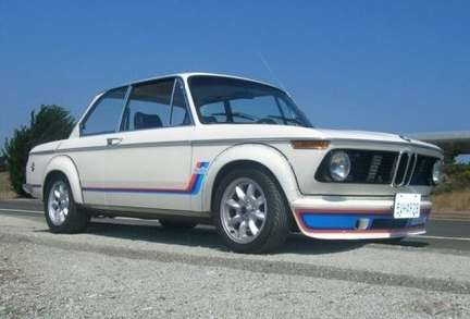 BMW 2002 Turbo #8902425