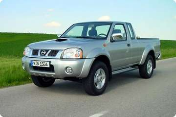 Nissan Pick Up #9337503