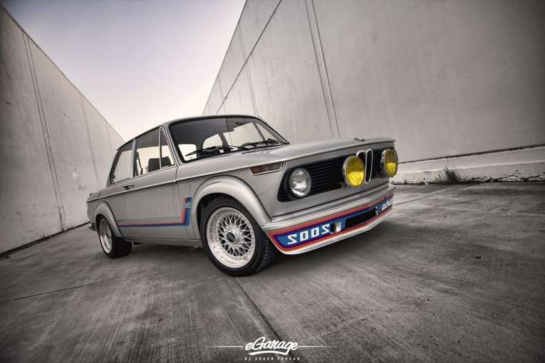 BMW 2002 Turbo #9682519