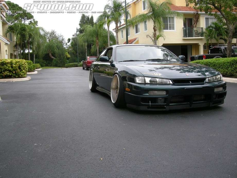 Nissan S14 #9485816
