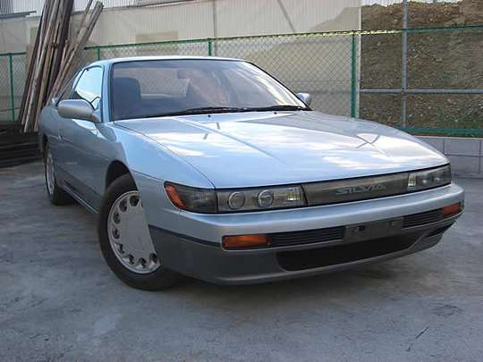 Nissan S13 #8948934