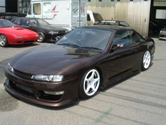 Nissan S14 #8398203