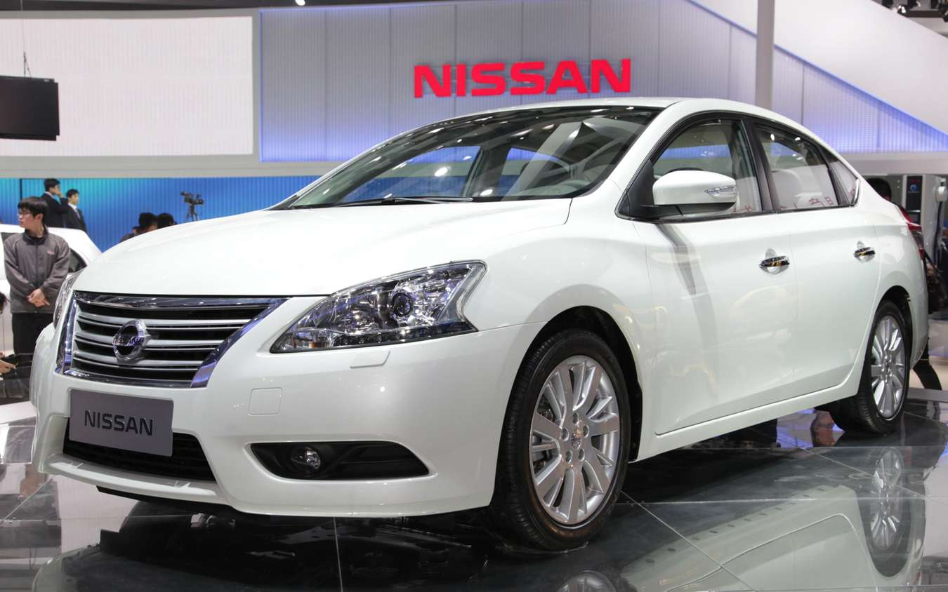 Nissan Sylphy #8167529