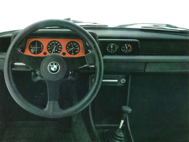 BMW 2002 Turbo #9746390