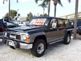 Nissan Safari #9205935