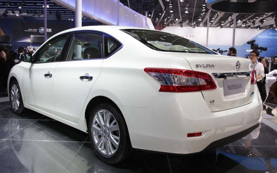 Nissan Sylphy #8432471