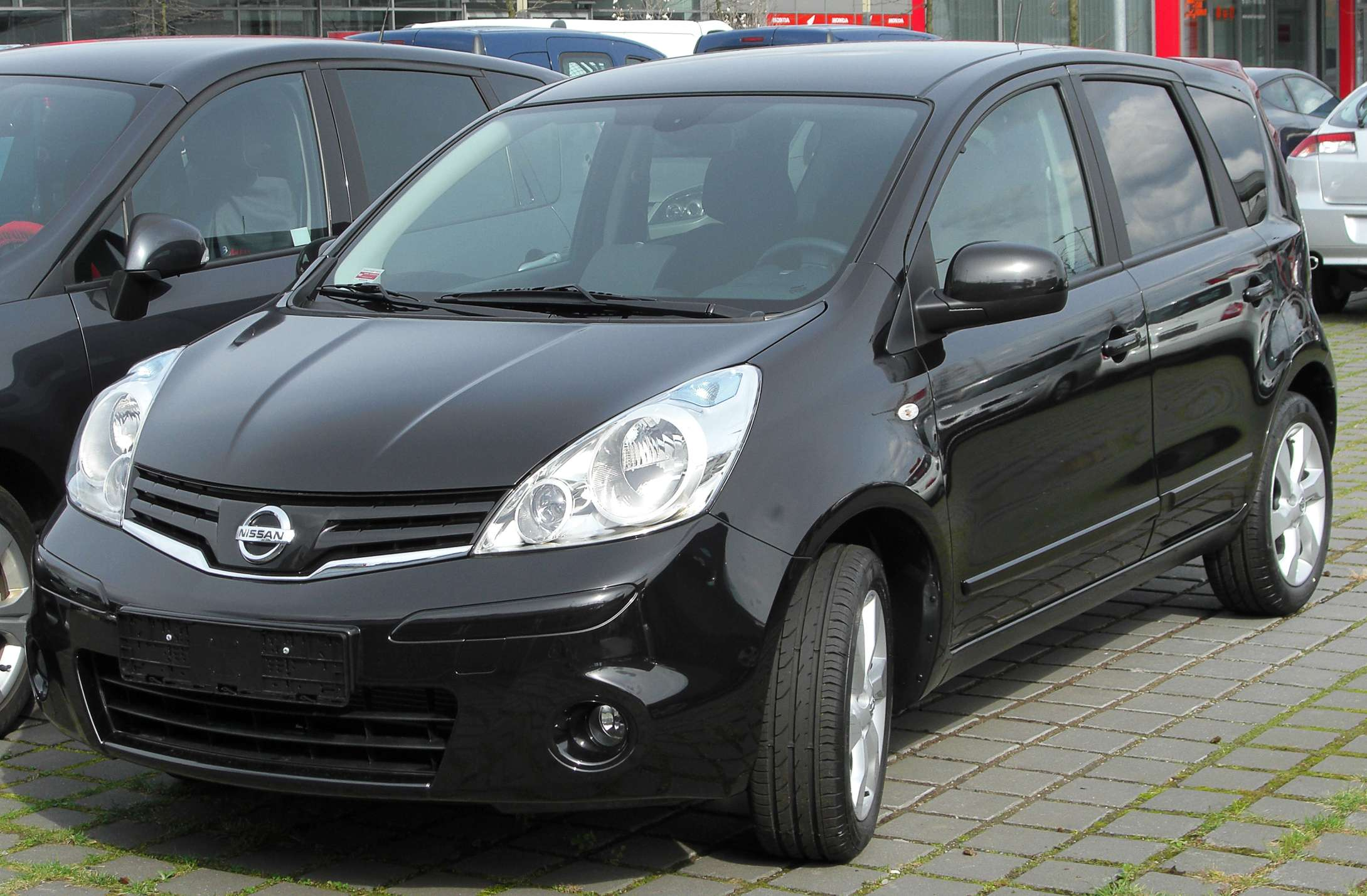 Nissan Note #8202745