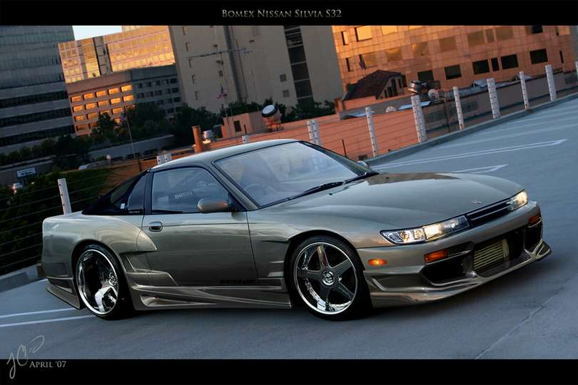 Nissan S13 #7859741