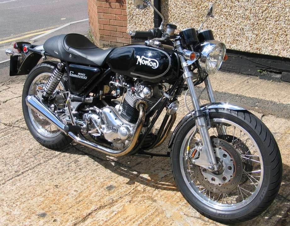 Norton Commando 850 #8145438
